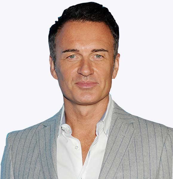 Who Is Julian Mcmahon Spouse What S His Married Status Now
