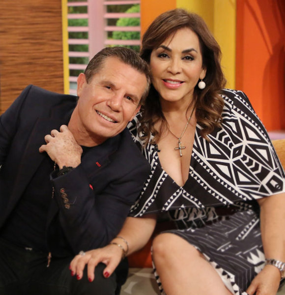 Julio Cesar Chavez Relishing Married Life With Wife! Vacay From Punches