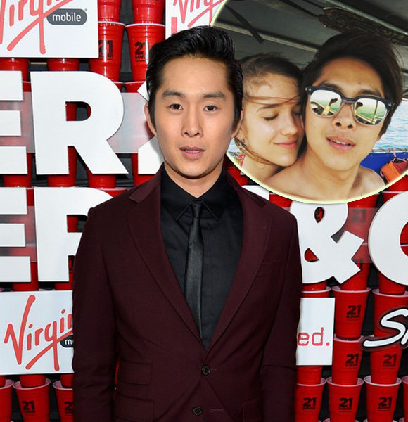 Justin Chon's Happy Married Life! Parenthood With Wife