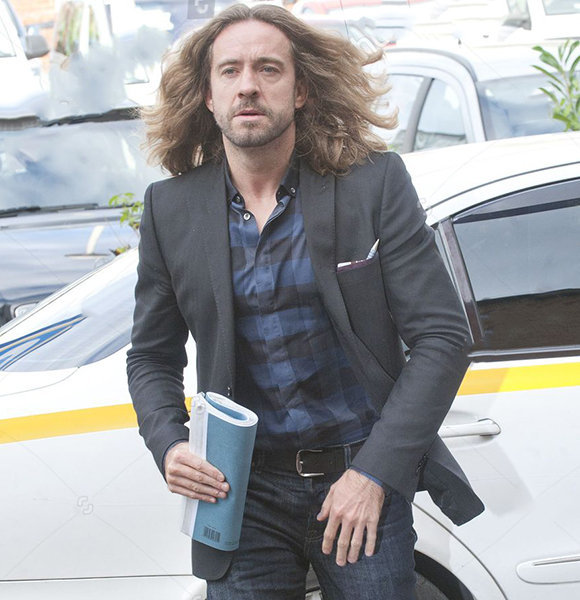 Justin Lee Collins Wife, Children, Net Worth, Family