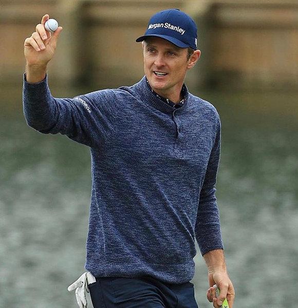Golfer Justin Rose Wife, Children, Parents, Net Worth