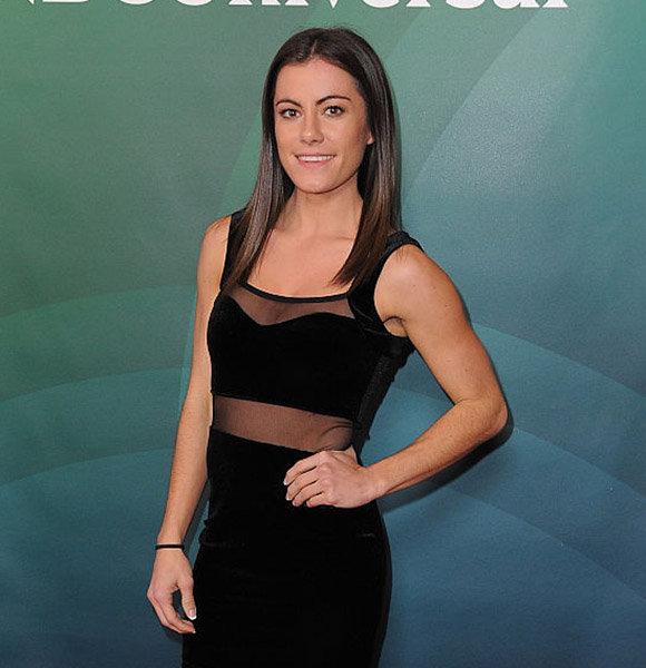 WWE Newbie Kacy Catanzaro Shows Off Boyfriend, It's Not Bret Steffensen