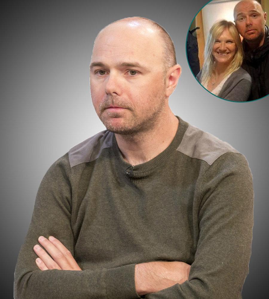 Karl Pilkington's Girlfriend Suzanne Whiston Declares 'Proud Wife' | Married?