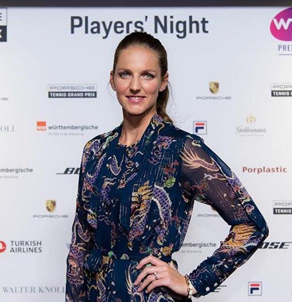 Karolina Pliskova Husband, Married, Height, Parents