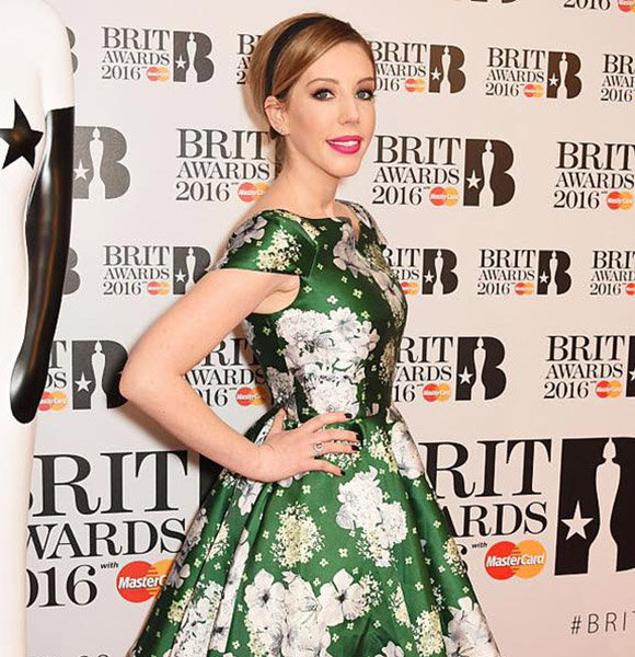 Katherine Ryan Thoughts On Having Boyfriend   Keeps Daughter In Private
