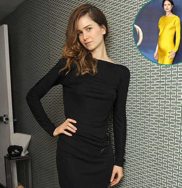 Katherine Waterston Age 38 Bio: Pregnant With Baby, Who Is Her Husband?