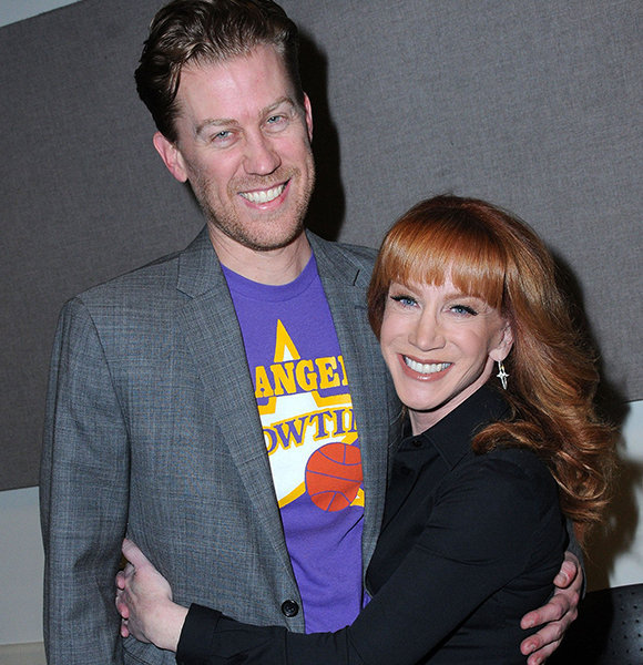 Randy Bick Dating Kathy Griffin On The Job! A Relationship Beyond Expectation
