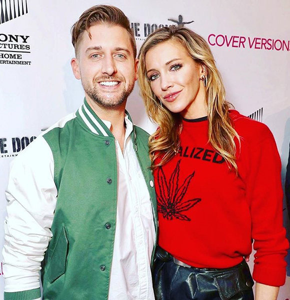 Katie Cassidy Married Long-Time Boyfriend/ Partner; Who Exactly Is He?