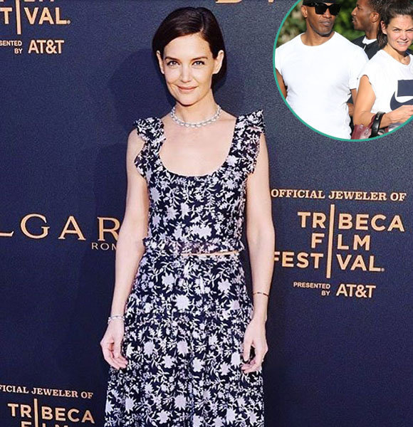 Katie Holmes Engaged To Boyfriend! How's Everybody Reacting To The Ring