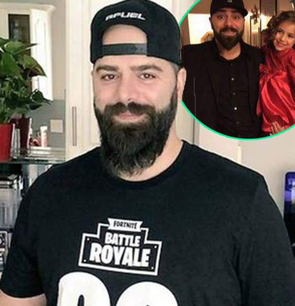YouTuber Keemstar Reveals Cute Daughter Amid Married & Wife Questions; His Response