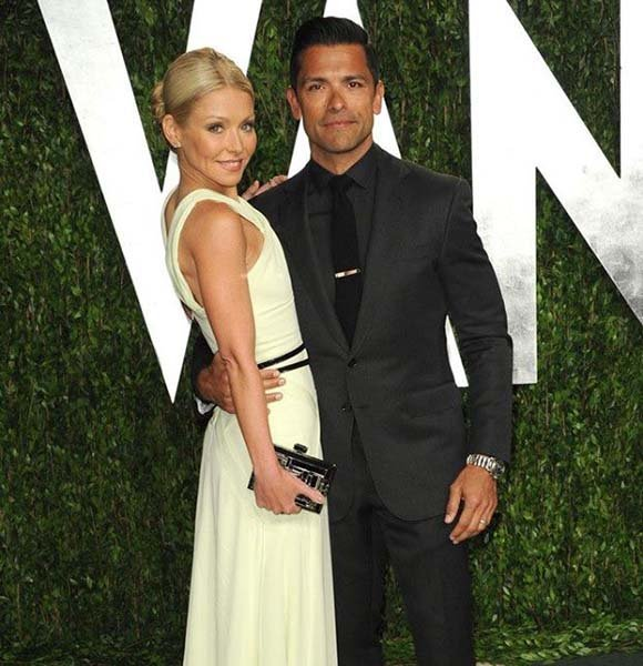 Kelly Ripa Husband, Kids, Family, Weight, Diet & More