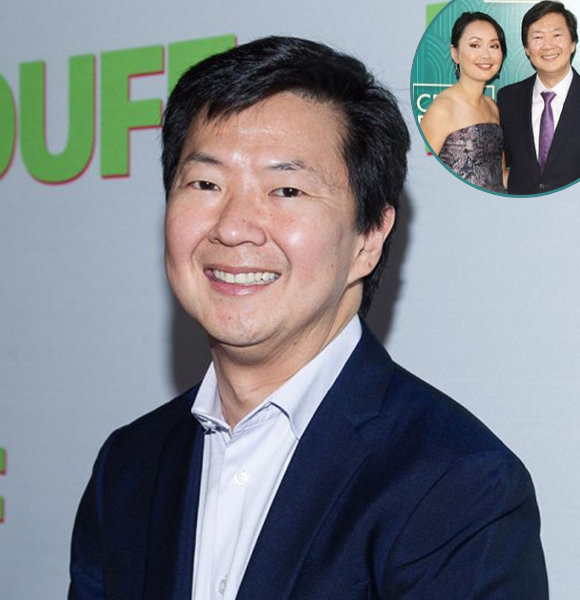 Ken Jeong Rejoicing Family With Gorgeous Wife   Gay Talks & Net Worth