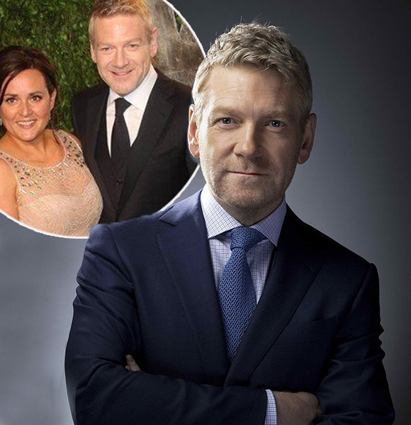 Kenneth Branagh Married Life With Wife | Children, Net Worth