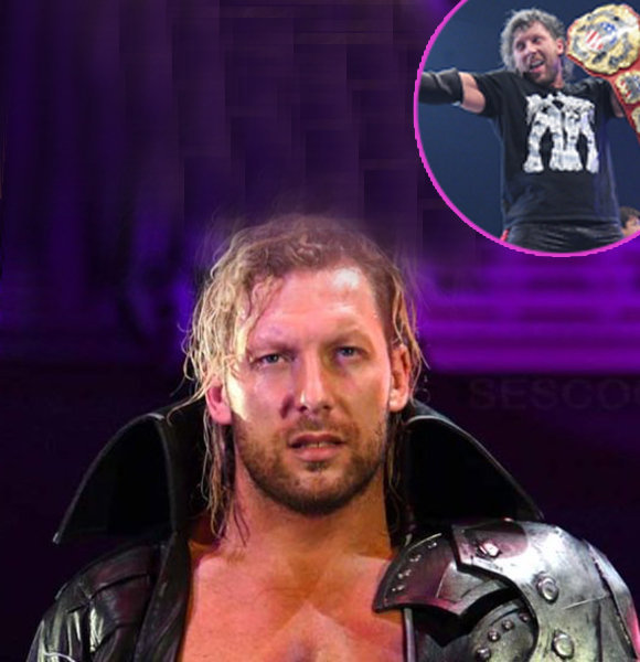 Kenny Omega Married, Gay, Family, Ethnicity