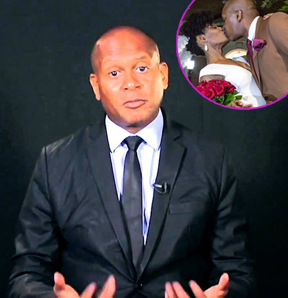 Kevin Powell Wife, Married, Family, Net Worth