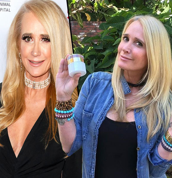 A Look At Kim Richards Married Life & Family Background