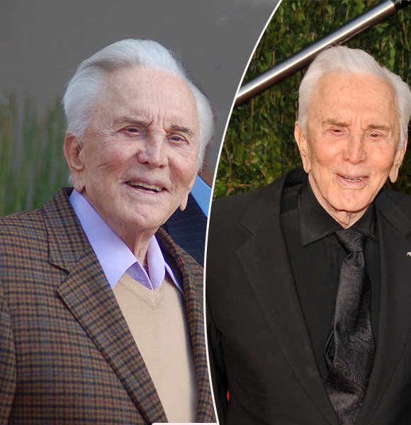 Death of Hollywood Icon! Kirk Douglas Had A Remarkable 103-Year Journey