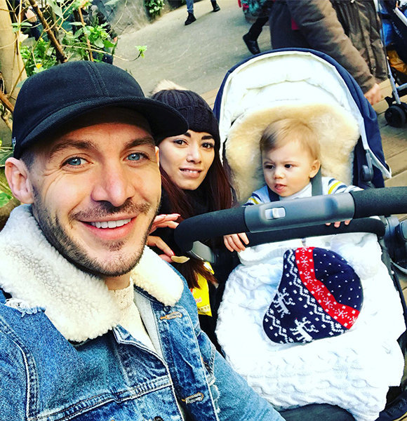 Kirk Norcross With Children At Age 29! Who Is His Partner/Fiance?