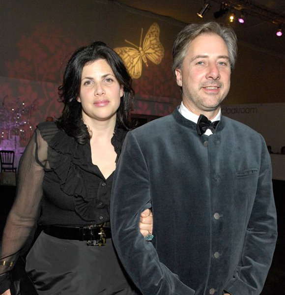 Kirstie Allsopp Married-Like Relationship With Partner! Already A Family