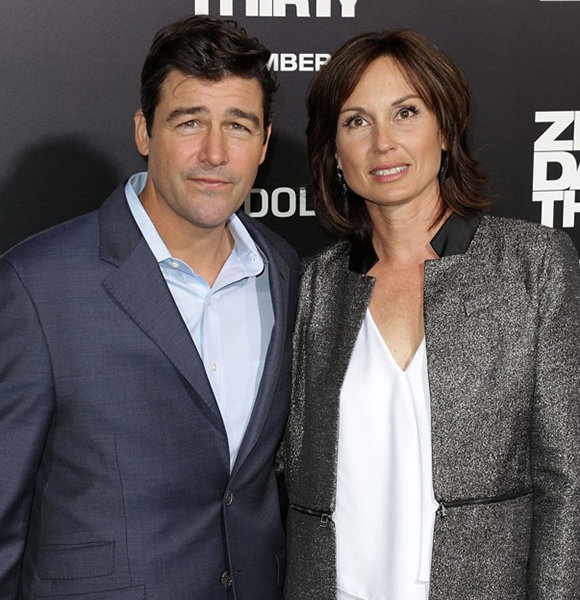 Kyle Chandler Reveals Secrets Of Family! Wife Helps Keep All Together