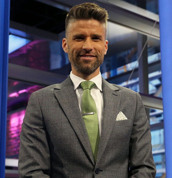 Kyle Martino Dating Again After Split With Wife