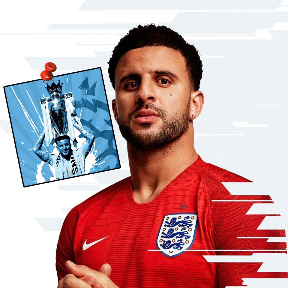 Who Is Kyle Walker's Girlfriend? Dating Life, Kids, Parents