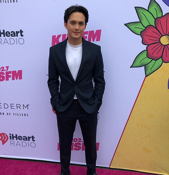 Laine Hardy Dating, Family, Net Worth