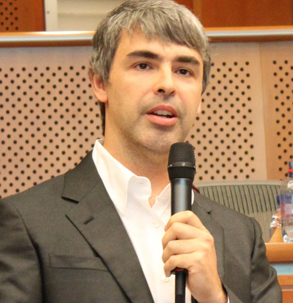 Larry Page Wife, Children, Net Worth, House