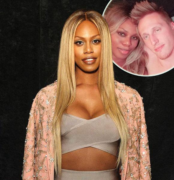 Is Laverne Cox Transgender? Flaunts Boyfriend, Mystery Guy Has A Name?