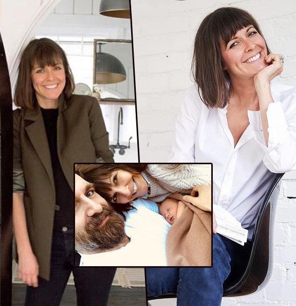 HGTV Star Leanne Ford Husband, Baby & Family Insight