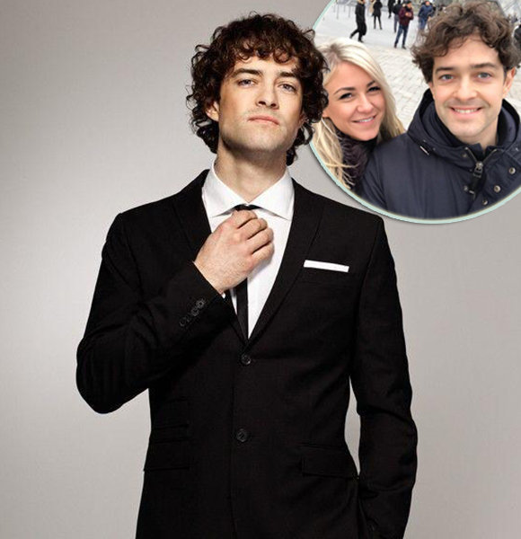 Lee Mead Dating Again! Found New Love Years After Getting Split