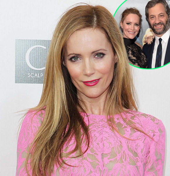 Leslie Mann Drops All Family Secrets With Husband & Children! 20 Years Marriage Looks Great
