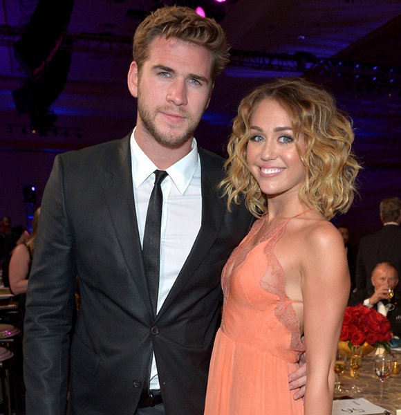 Liam Hemsworth & Miley Cyrus Are Married! A Wedding Over Christmas