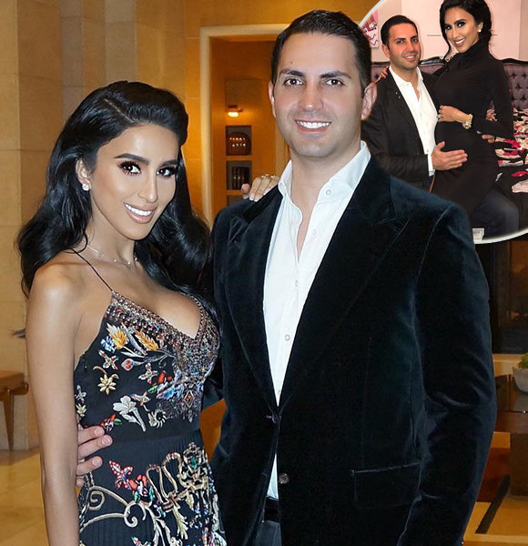 Lilly Ghalichi & Husband Are Pregnant! Inside Married Life And Family Bliss