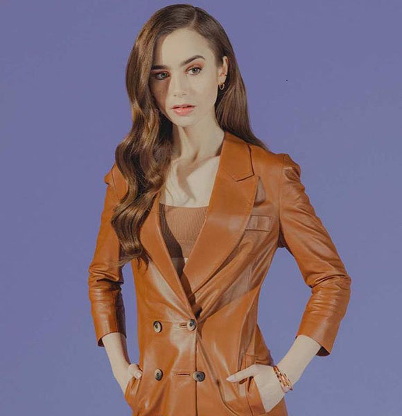 Lily Collins Dating Status, Net Worth, Family Background