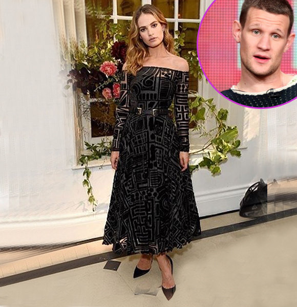 Who Is Lily James Boyfriend? Married, Measurements, Net Worth