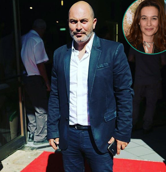 Lior Raz Married Life & Family Fell Apart? Relationship With Wife Now