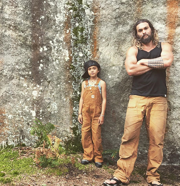 Lola Iolani Momoa Wiki: From Age, Parents To Pictures Of Jason Momoa's Daughter In 2018