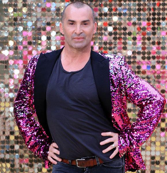 Gay Dancer Louie Spence Reveals Husband/Partner Rare Details!