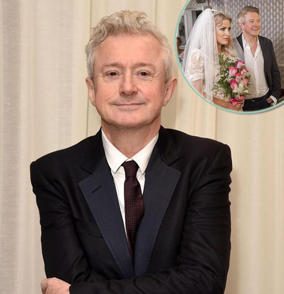 Louis Walsh Is Married And Suspected Gay Man! With Reported Wife