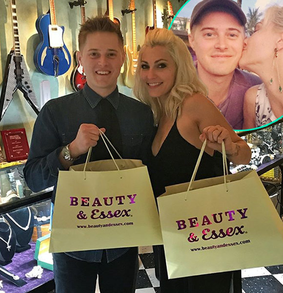 Lucas Grabeel Shows Right Way Of Dating Girlfriend; En Route To Get Married?