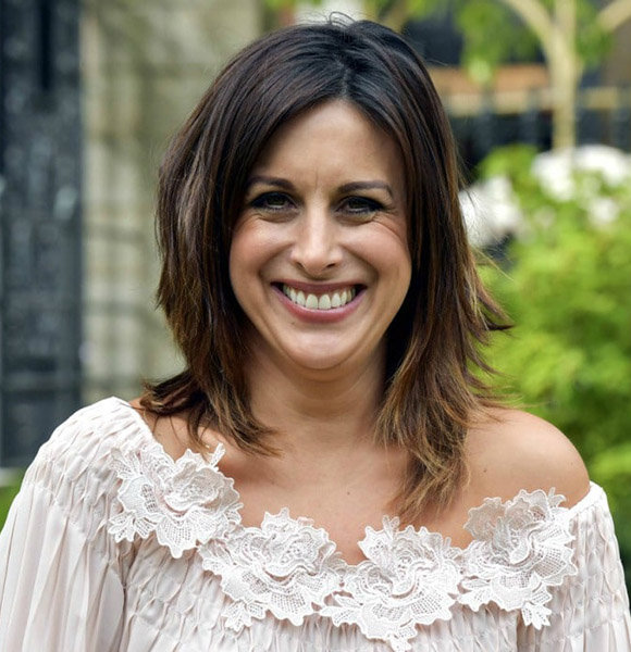 Lucy Kennedy Reveals Family Secret With Husband Of Close 2 Decades! Children Are Add-ons For Happiness