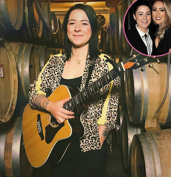 Lucy Spraggan & Wife A Lesbian Power Couple; A Teary Story To Bliss