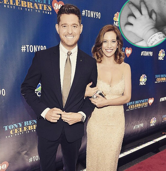 Luisana Lopilato & Husband Michael Bublé Welcomes Baby No. 3 'Daughter Vida', Shares Sweetest Moment!