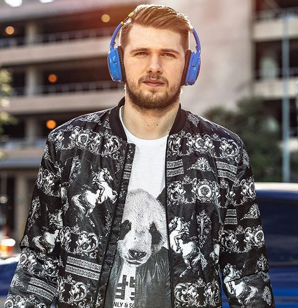 Luka Doncic Dating, Married, Parents, Ethnicity