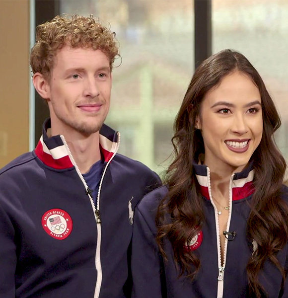 Madison Chock Skates With Boyfriend, Dating Since 2017, Professionally Married