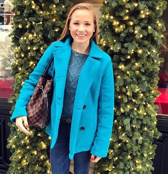 Madison Kocian, UCLA Gymnast Of Age 21; Dating Despite Haunting Past?