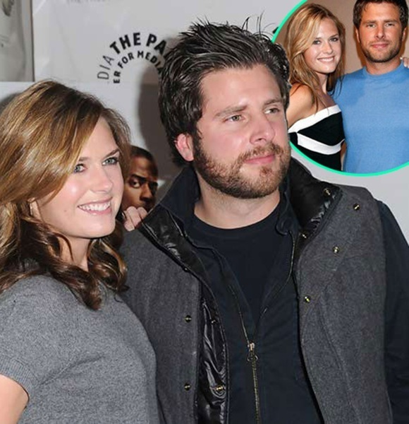 Maggie Lawson, Husband & Married Life - Bygones; Surprising Relationship Status Now