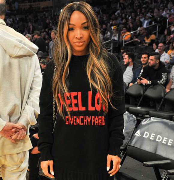 Malika Haqq Expecting First Child With O.T. Genasis After Amicable Split
