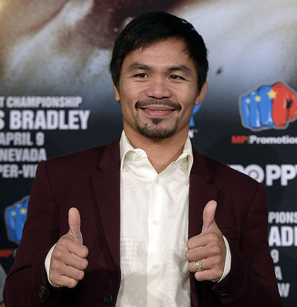Senator & Retired Boxer Manny Pacquiao's Unbelievable Net Worth With Wife; Philippine Icon Wiki